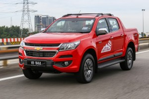 2016 Chevrolet Colorado High Country 2.8L Media Drive Malaysia