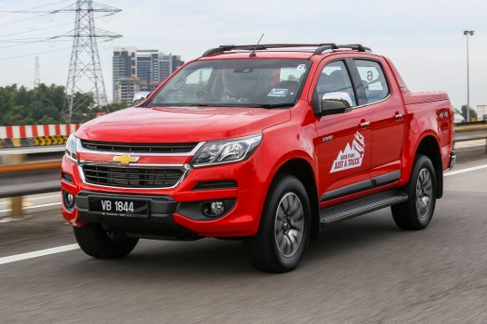 Naza Quest Offers ANG POWer-Packed Deals for Chevrolet
