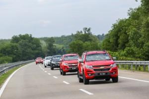 2016 Chevrolet Colorada Malaysia Media Drive