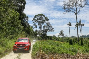 2016 Chevrolet Colorado Malaysia Media Drive Off Road