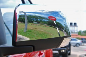 2016 Chevrolet Colorado Malaysia Media Drive, Wing Mirror
