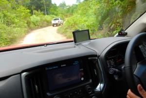 2016 Chevrolet Colorado Media Drive Malaysia Off Road Pahang