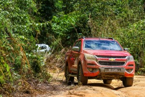 2016 Chevrolet Colorado Malaysia Media Drive, Chevy Naza Quest