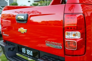 2016 Chevrolet Colorado High Country 2.8L Tailgate