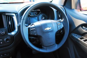 2016 Chevrolet Colorado High Country 2.8L Steering Wheel Malaysia