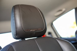 2016 Chevrolet Colorado High Country 2.8L Front Headrest