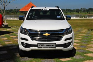 2016 Chevrolet Colorado LTZ 2.5L Malaysia Front