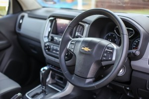 2016 Chevrolet Colorado LTZ 2.5L Steering Wheel, Malaysia
