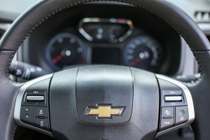 2016 Chevrolet Colorado LTZ 2.5L Steering Wheel
