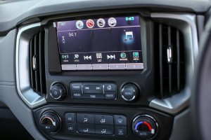 2016 Chevrolet Colorado LTZ 2.5L 8-inch MyLink Touchscreen, Malaysia