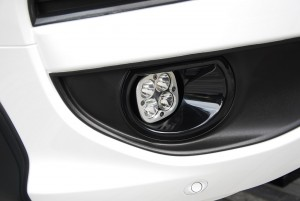 2016 Chevrolet Colorado Optional LED fog lamp, Malaysia