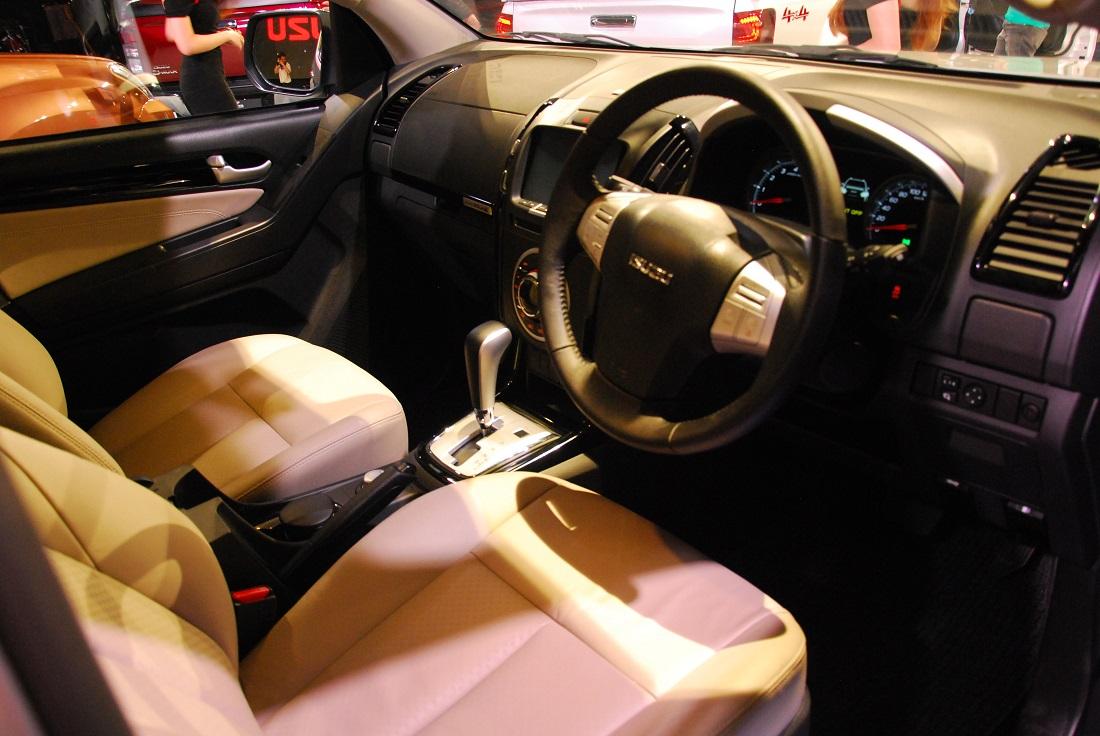 Isuzu Mu X Type S Launched In Malaysia Autoworld Com My