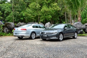 The all-new Passat is now ready for booking.