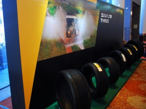 Westlake SUV-LTR Tyres, Malaysia Launch