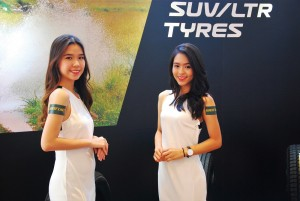 Westlake Tyre Launch Malaysia, Models