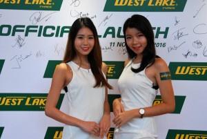 Westlake Marketing Malaysia Tyre Launch, Models