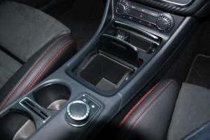 Mercedes-Benz A200 AMG Line Centre Console 2016 Malaysia