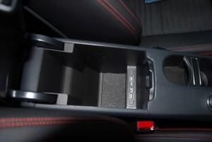 Mercedes-Benz A200 AMG Line Front Armrest Storage 2016