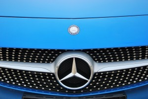 Mercedes-Benz A200 AMG Line Grille