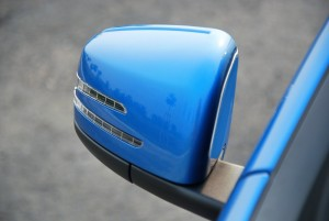 Mercedes-Benz A200 AMG Line Wing Mirror, Malaysia