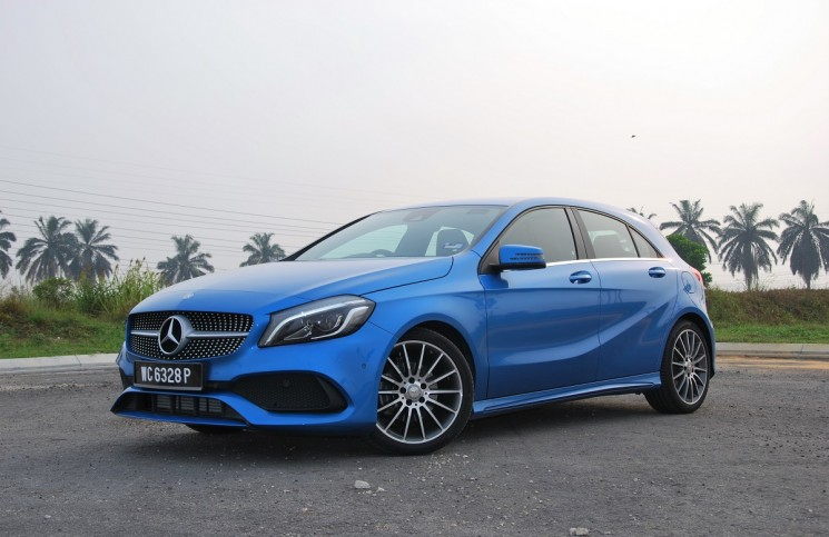 Car news reviews in malaysia for Mercedes benz 745
