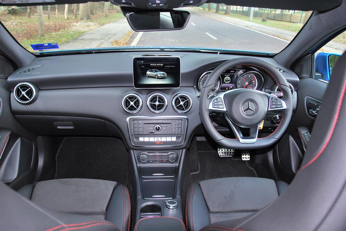 mercedes a200 amg review auto cars. Black Bedroom Furniture Sets. Home Design Ideas