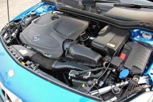 Mercedes-Benz A200 AMG Line Engine Malaysia