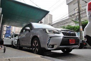 Subaru Forester 2.0i-P Front View