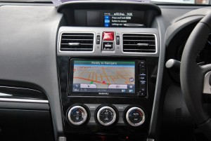 Subaru Forester 2.0i-P Touchscreen Display 2016