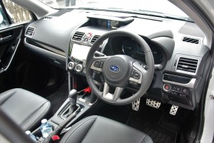 Subaru Forester 2.0i-P Dashboard 2016