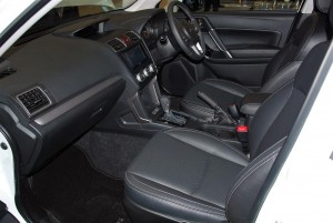 Subaru Forester 2.0i-P Front Seats 2016