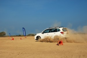 Subaru Forester 2.0i-P Sand 2016