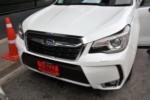 Subaru Forester 2.0i-P Front Fascia 2016