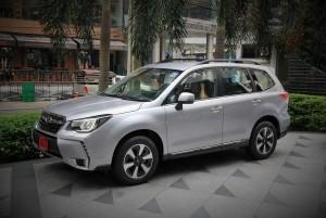 Subaru Forester 2.0i-P 2016