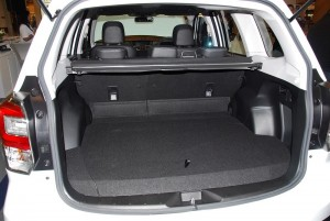 Subaru Forester 2.0i-P Boot 2016 Malaysia