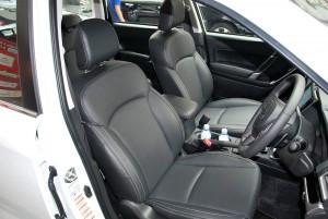 Subaru Forester 2.0i-P Front Seats 2016 Malaysia