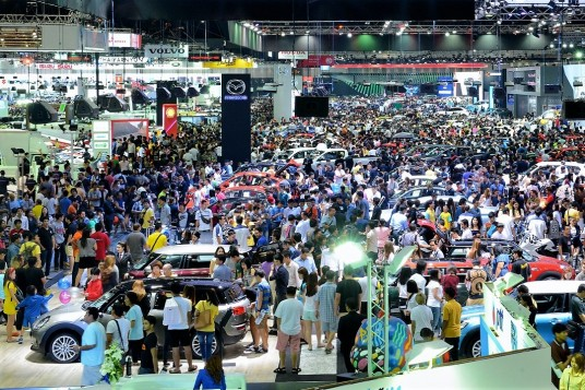 The 33rd Thailand International Motor Expo To Open To Public 1 - 12 Dec 2016