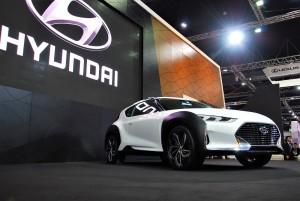 Hyundai Enduro Concept Thailand International Motor Expo 2016 Front 3 Qtr