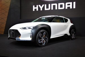 Hyundai Enduro Concept 33rd Thailand International Motor Expo 2016