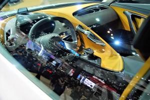 Hyundai Enduro Concept Interior Thailand International Motro Expo 2016