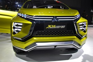 Mitsubishi XM Concept Thailand International Motor Expo 2016