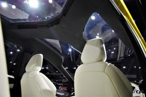 Mitsubishi XM Concept Glass Roof Thailand International Motor Expo 2016