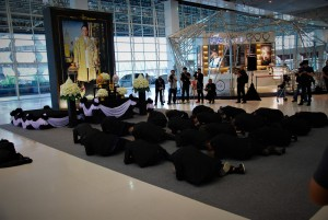 33rd Thailand International Motor Expo - Paying Respect To The Late King