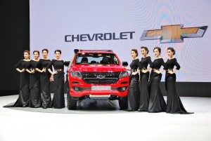 Chevrolet Colorado 33rd Thailand International Motor Expo 2016