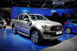 Ford Ranger 33rd Thailand International Motor Expo 2016
