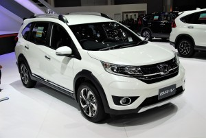 Honda BR-V 33rd Thailand International Motor Expo 2016