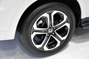 Honda BR-V Wheel 33rd Thailand International Motor Expo 2016
