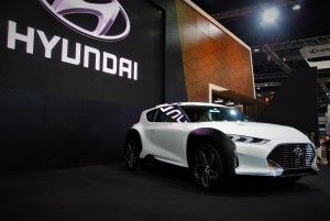 Hyundai Enduro Concept Stage 33rd Thailand International Motor Expo 2016