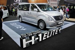 Hyundai H-1 Elite+ 33rd Thailand International Motor Expo 2016