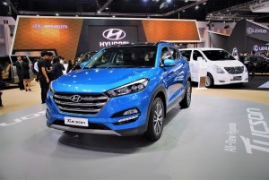Hyundai Tucson 33rd Thailand International Motor Expo 2016